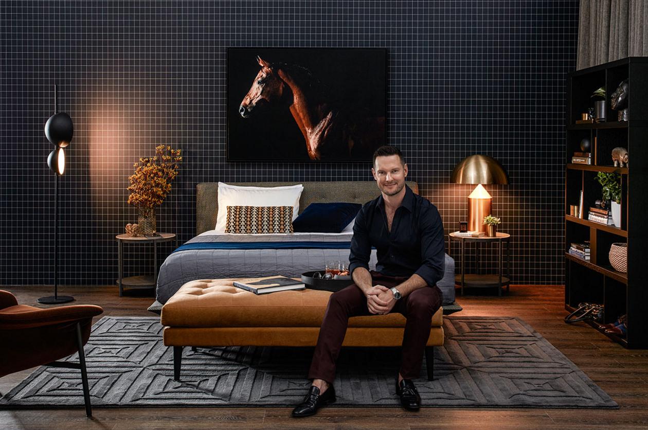 Darren palmer talks bedrooms