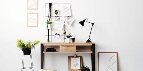 Win a gorgeous Scandi-industrial console from Curious Grace!