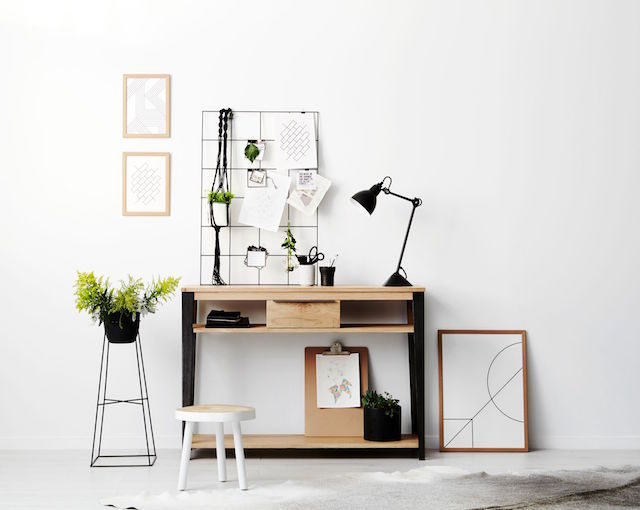 Win A Gorgeous Scandi Industrial Console From Curious