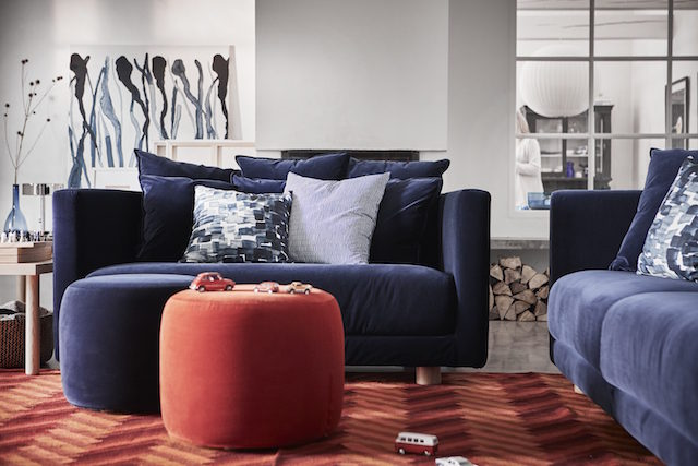 Scandicool We love IKEAs new STOCKHOLM collection The Interiors