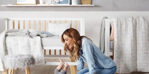 Rebecca Judd releases her first nursery range for Adairs
