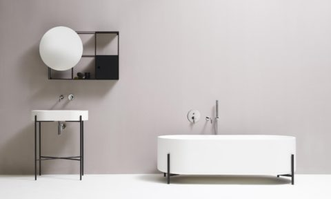 Super luxe: The latest designer bathroom wares