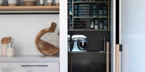 How to: Design a contemporary butler's pantry