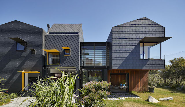 Modern concept: Check out this multi-generational home