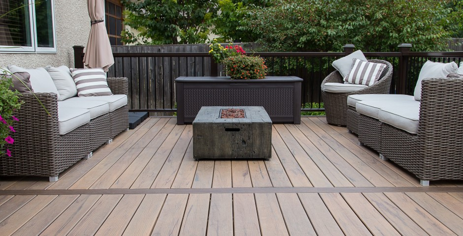 Mark Tuckeyu0027s Top Tips For Deck Care All Year Round