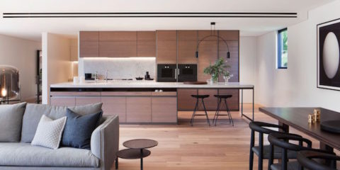 The kitchen is the hero of these new Melbourne apartments