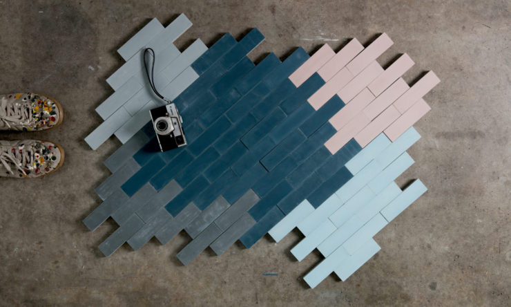 We're loving: stylist Mr Jason Grant's debut tile range