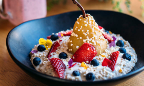 Foodie Friday: Wild Sage's Bircher Muesli