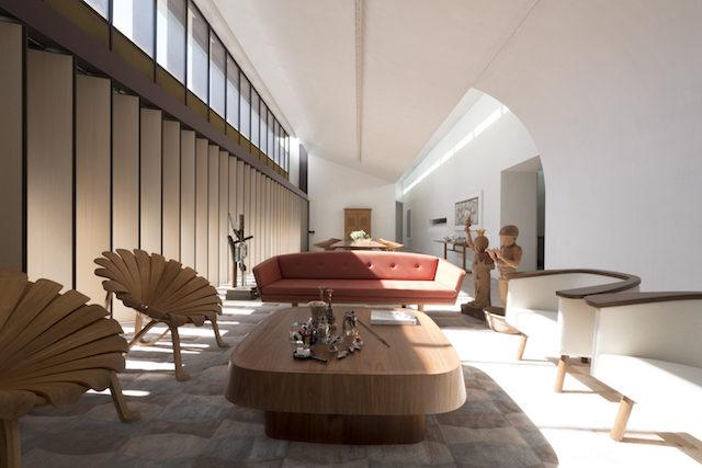 Lovely ... Australian Interior Design Awards. Smart Design Studiou0027s U0027Indigo Slamu0027  Residence