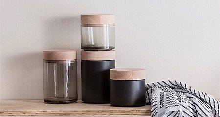 10 of the best canisters to style up your kitchen