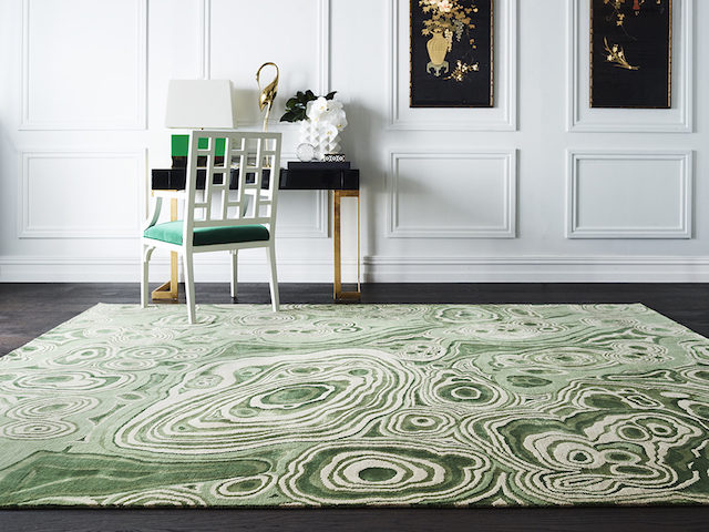 rugs the enquire collections and collaborations now klein rug collection designer by meryl shadows hare