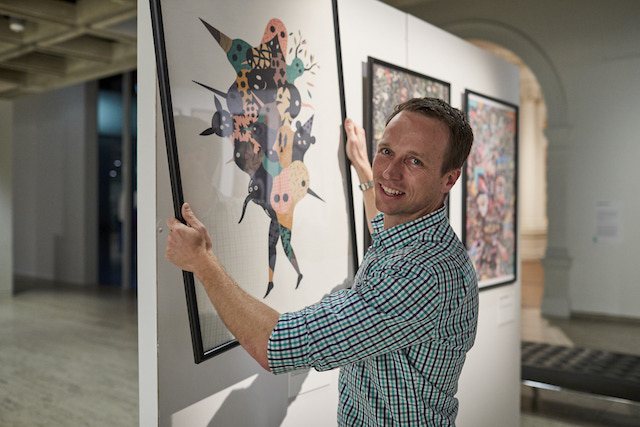 IKEA hosts Australia's first ever removable art gallery
