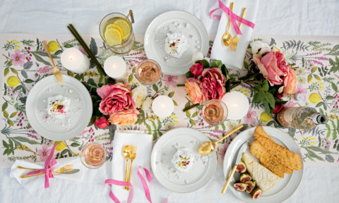 Stylist tips to make your next dinner party a hit!