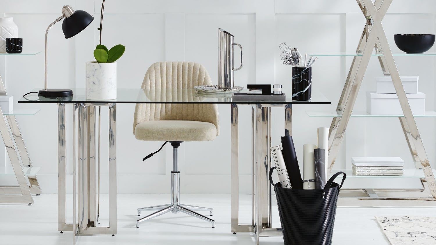 6 Stylish Office Chairs (yes, They Exist!)