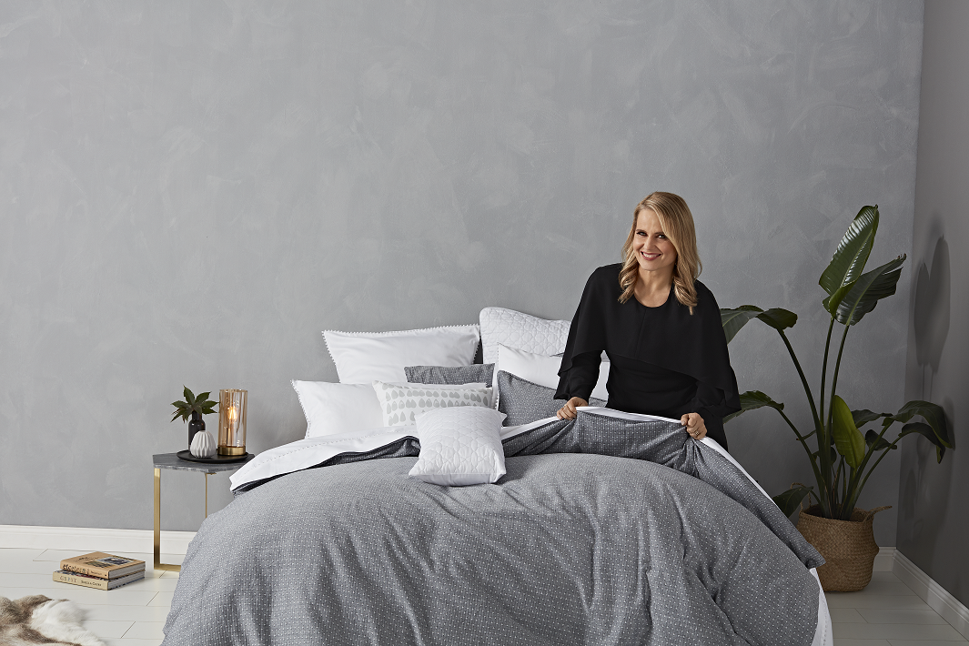 Classic Bedding By Shaynna Blaze For Harris Scarfe The Interiors Addict