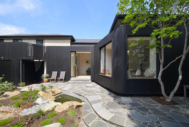 Real home: An architect's daring extension in Melbourne