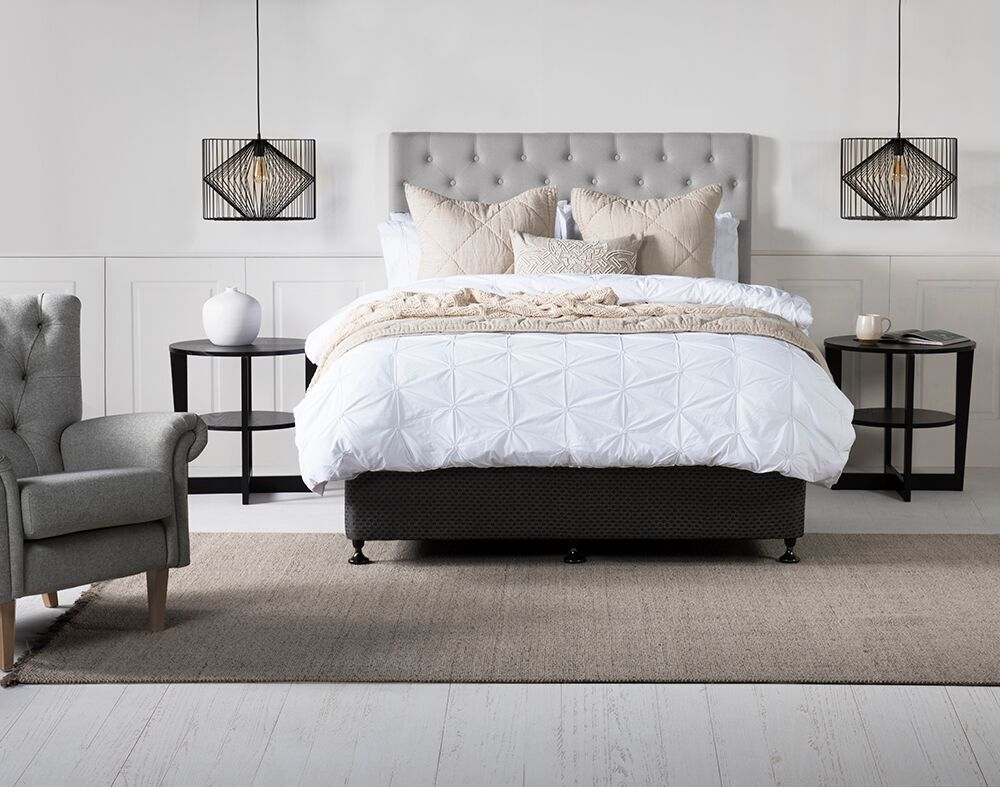 Superb  rules for luxurious bedroom styling