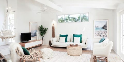 From beach shack to ultimate seaside pad with Three Birds