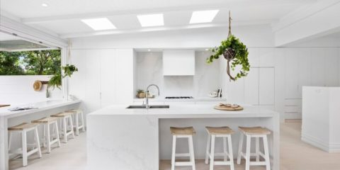 House tour: Santorini style on Sydney's north shore