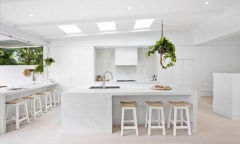 House tour: Santorini style on Sydney's north shore