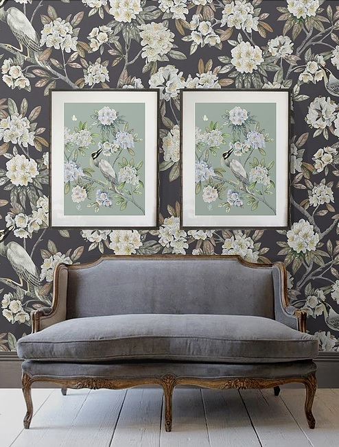 Our Top 10 Names In Australian Wallpaper The Interiors Addict