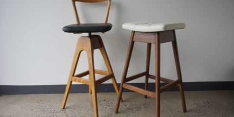 TH Brown relaunch coveted Australian Mid Century stools