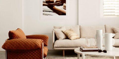 Stylist Sarah Ellison's debut furniture collection