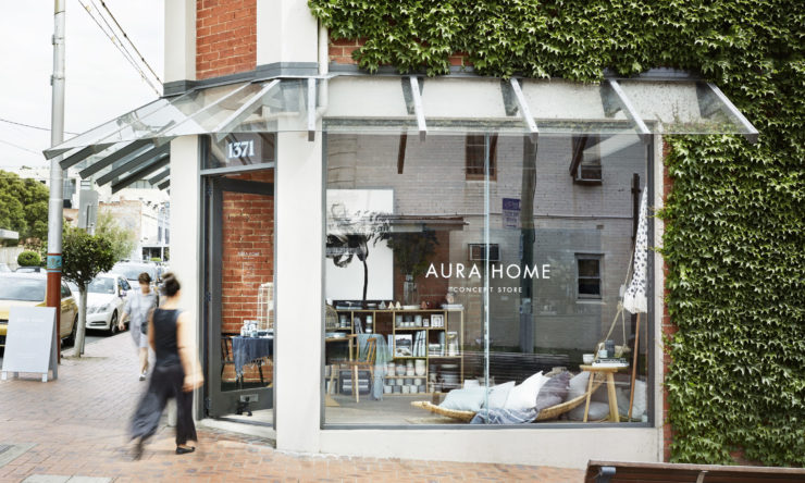 One of our favourite brands, AURA Home, opens a retail store