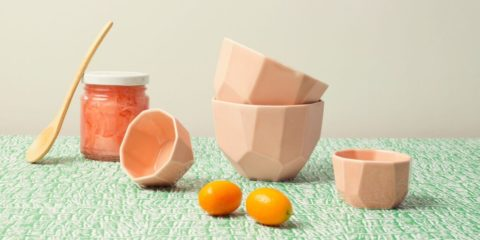 Milly Dent's new ceramic range inspired by residency in Japan