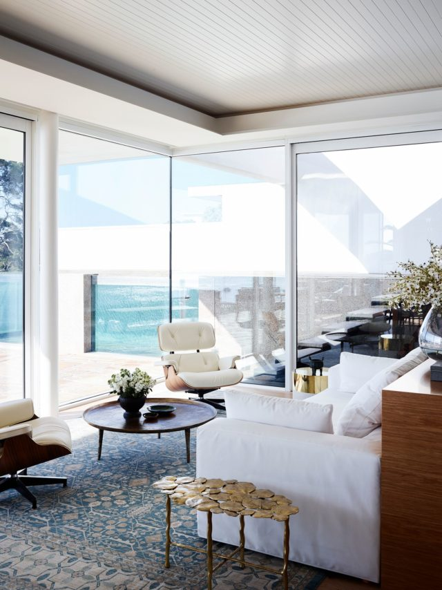 A Modern Beachside Design, The House Has A Relaxed Feel, With Beautiful  Sandy Tones Mimicking The Beach ...