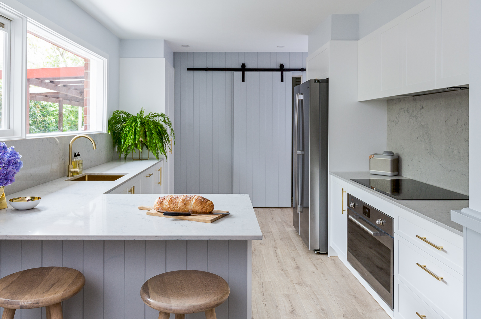 The Big Kitchen Reveal The Interiors Addict