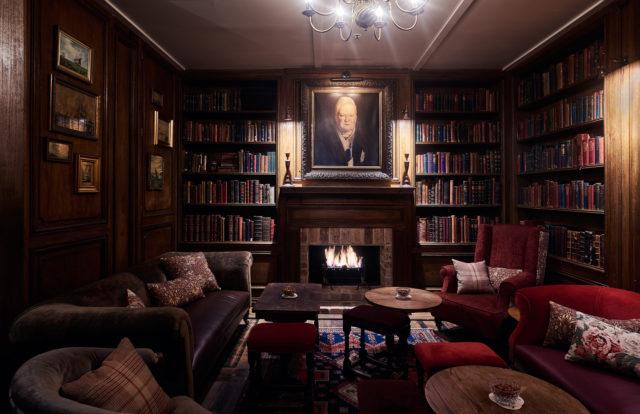 Sydneys new British pub interior created by film set designer