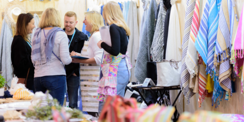How to survive your next trade fair: advice from the pros!