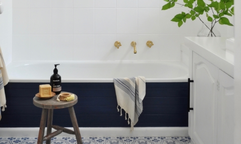 Real reno: This incredible bathroom makeover cost just $2,000!