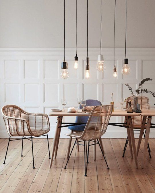 Rattan Is Still Trending In Aussie Interiors Says Pinterest