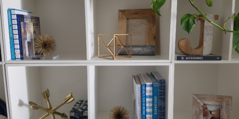 How I styled my home with TK Maxx's latest Indian homewares