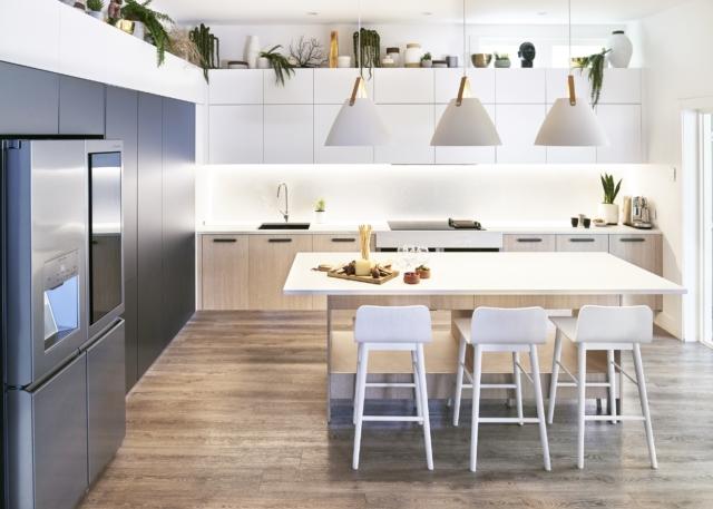 Darren Palmer's Bondi kitchen