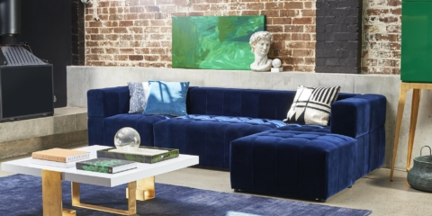 Affordable statement furniture with fast delivery!