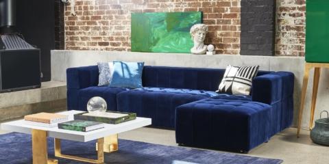 The 'Orpheus' sofa