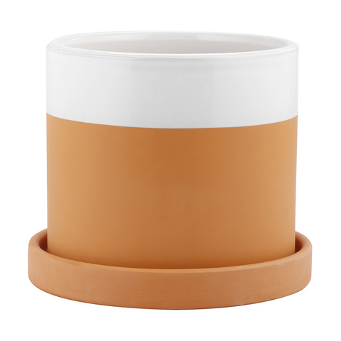 Kmart terracotta pot