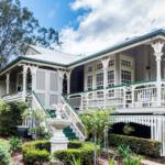 Queenslander front elevation