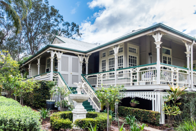 Queenslander front elevation