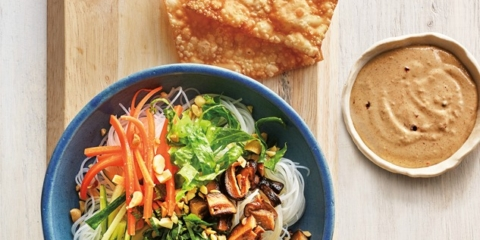 Foodie Friday: Spring roll bowl