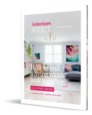 How to Pull a Living Room Look Together eBook