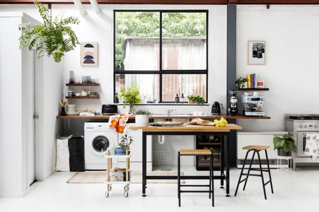 Kitchen styled