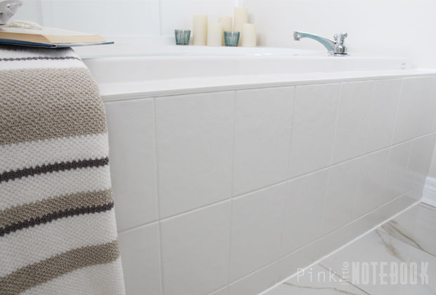 spray tiles in bathroom how to paint tiles and save a fortune the interiors addict 20628