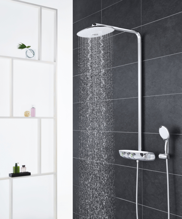 GROHE Smart Control shower head