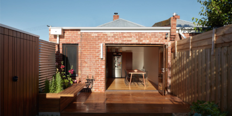 Before & after: Tiny Melbourne cottage gets clever reno