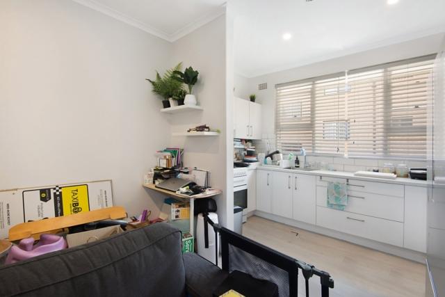 BEFORE kitchen & study nook