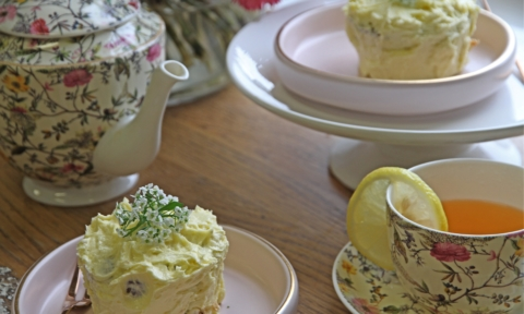 Foodie Friday: Royal Wedding elderflower cupcakes